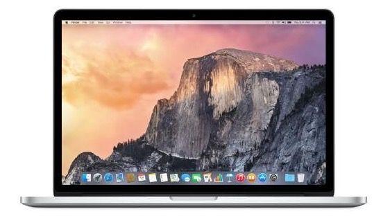 Apple Macbook Pro MGXC2D/A 15 Zoll Retina für 2.099€ (statt 2.249€)