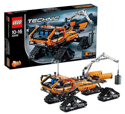 Lego Technic Arktis Kettenfahrzeug für 54,99€