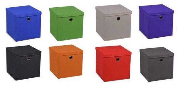 Aufbewahrungsbox Faltbare Aufbewahrungsbox ab 2,95€