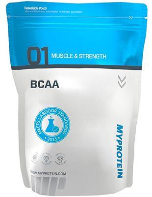 BCAA 25% Rabatt auf BCAA + 20% Gutschein bei Myprotein