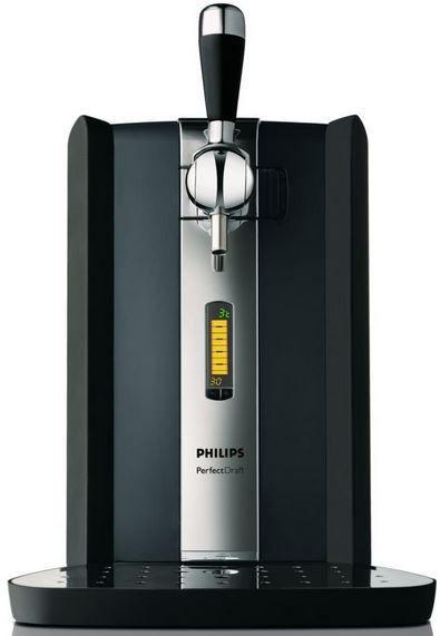 Bierzapfanlage Philips HD3620/25 Perfect Draft Bierzapfanlage für 159,90€ (statt 179€)