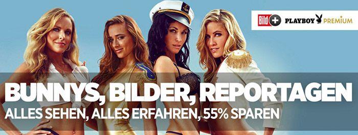 12 Monate BILD Plus digital + Bundesliga + Playboy Plus für 49€ (statt 97€)