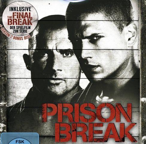 Prison Break – Complete Blu ray Box für 43,99€ (statt 61€)