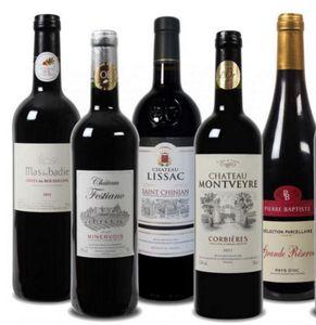 50% Rabatt auf alle Weine, Schaumweine und Weinpakete bei Weinvorteil