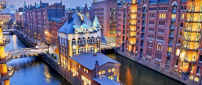 2 Tage Hamburg im TOP 4 Sterne Hotel mit Frühstück ab 89 p.P.