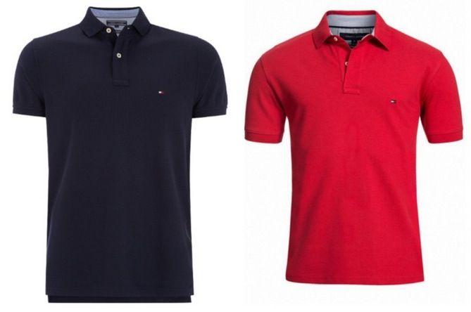 Tommy Hilfiger Poloshirts Premium Pique für 26€ inkl. Versand