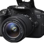 Canon EOS 700D – 18MP SLR Digitalkamera mit EF-S 18-55mm + 40€ Gutschein für 477€
