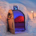 1 Nacht im Iglu Village in Kühtai (Tirol) inkl. Fondue Abendessen ab 99€ p.P.