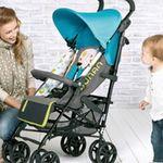 20€ Rabatt auf alle Kinderwagen bei Babymarkt – z.B. Quinny Buggy Zapp Xtra 2.0 für 174,76€ (statt 223€)