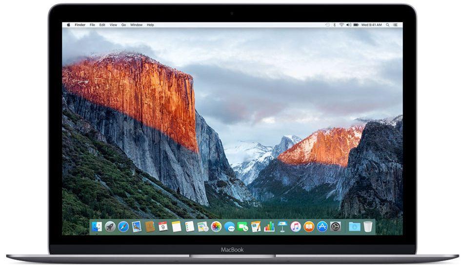 Apple MacBook 12″ Retina   8GB RAM und 256GB SSD für 1199€