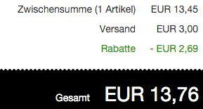 Superdry Damen Jeans in Mint Grün für 13,76€