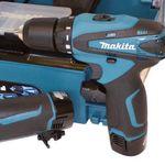 Makita DK1481J Combo-Kit (Akku-Bohrschrauber und -Winkelbohrmaschine) für 149€ (statt 175€)