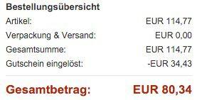 AVM FRITZ!Box 7360 für 80,34€ (statt 139€)   Zustand Sehr gut