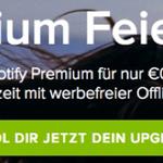 3 Monate Spotify Premium für nur 0,99€ – nur für Neukunden – Fast Gratis!