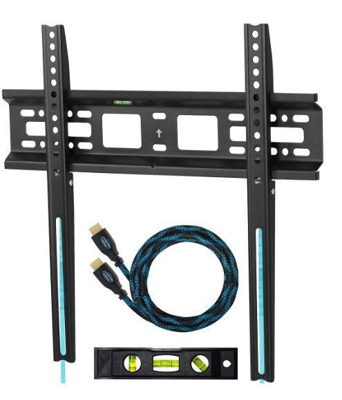 Cheetah Mounts APFMSB TV Wandhalterung für 51  140cm (20  55″) Fernseher für 12,21€