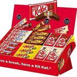 Prime Day: Nestlé Sortimentskarton 64 Riegel 2,74kg ab 19,95€ (statt 36€)
