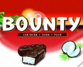 Bounty Zartherb 24 Riegel ab 10,93€ (statt 15€)