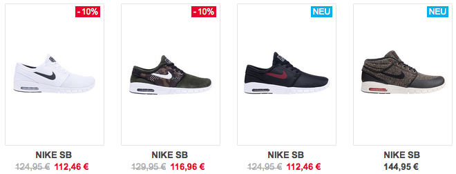 TOP! Planet Sports Sale + 15% Extra Rabatt ohne MBW + VSK frei ab 40€