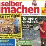 """Jahresabo """"Selbermachen"""" für 45,60€ + 25€ Verrechnungsscheck oder Gutschein"""