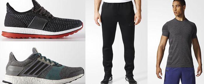 20% Rabatt auf adidas Performance Artikel + VSK frei ab 50€   z.B. adidas Daybreaker Hose für 31€