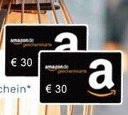 Bonus Deal: Strom  und Gasanbieterwechsel mit bis zu 60€ Amazon Gutschein*