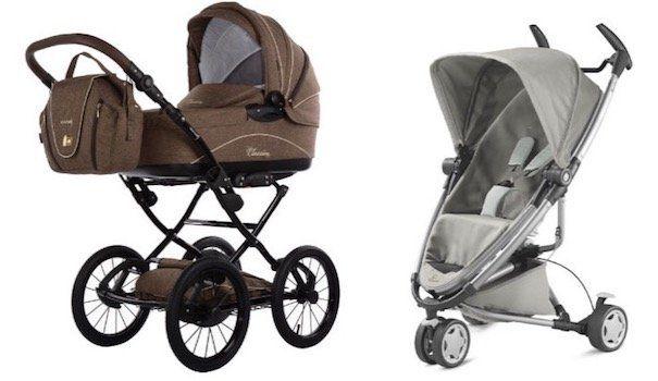 20€ Rabatt auf alle Kinderwagen bei Babymarkt   z.B. Quinny Buggy Zapp Xtra 2.0 für 174,76€ (statt 223€)