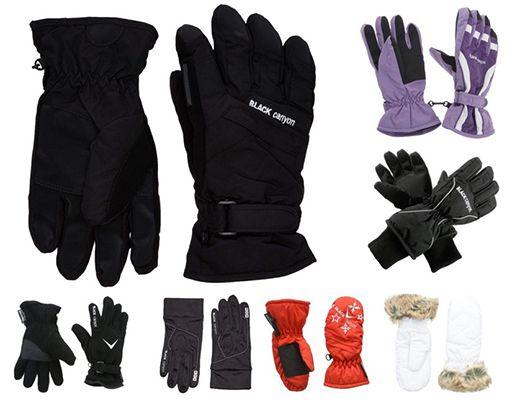 Black Canyon Ski Handschuhe für 11,99€ (statt 15€)