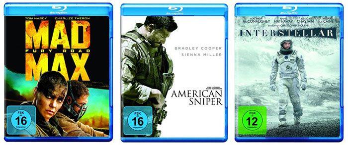 Blu rays Amazon Blu ray Aktion: 3 kaufen, 2 bezahlen