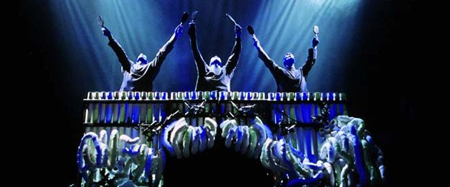 Blue Man Group Blue Man Group Ticket + 1 3 Nächte im Berliner 4* Hotel ab 129€ p.P.