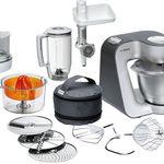 Bosch MUM56340 Küchenmaschine mit viel Zubehör für 199,99€ (statt 259€)
