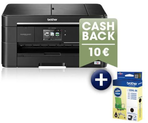 Brother Drucker Brother MFC J5625DW 4 in 1 Multifunktions Drucker DIN A3 WLAN ab 119€