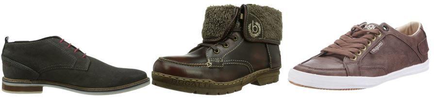 Bugatti Herren Schuhe zu Hammer Preisen als Amazon Tagesangbeot