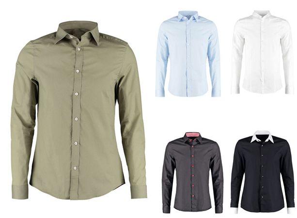 Verschiedene Herren Business Hemden für je 18,32€