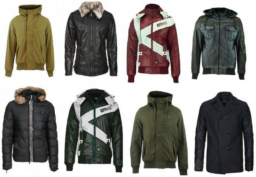 CIPO BAXX Winterjacke CIPO & BAXX   Herren Übergangs Jacken für je 24,99€ (statt 40€)