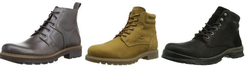 promo code 0075a 736fc camel active Herren Schuhe stark reduziert als Amazon ...