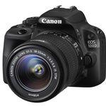 Canon EOS 100 D Kamera inkl. EF-S 18-55mm IS STM für 349€ (statt 399€)
