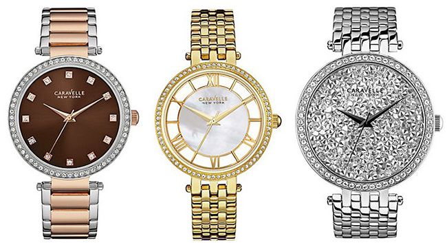 10% Rabatt auf Caravelle New York Uhren