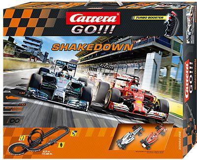 CARRERA GO!!! Shakedown 5,30 Meter Autorennbahn ab 37,94€