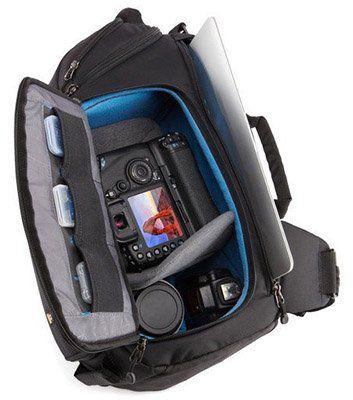 Case Logic DSS103 Kamerarucksack für 45,90€ (statt 80€)
