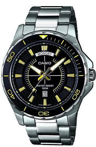 Casio MTD 1076D 1A9VEF   Herren Uhr für nur 42,36€