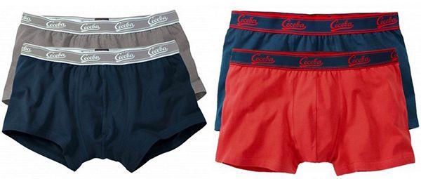 6er Pack Ceceba Boxershorts für 24,96€