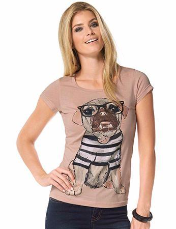 Chillytime Shirt 2 Chillytime Damen Shirts für 7,98€ (statt 14€)