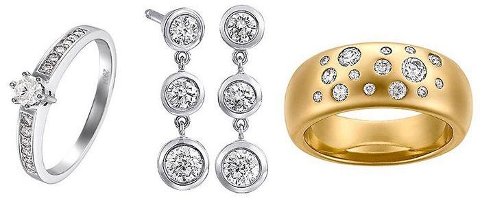 25% Rabatt auf die Christ Diamonds Kollektion