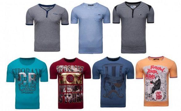 Cipo & Baxx Shirts, Polos und Tank Tops für je 4,99€ (statt 15€)