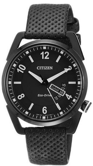 Citizen AW0015 08EE Herren XL Eco Drive Uhr bis 100m Wasserdicht für 99€
