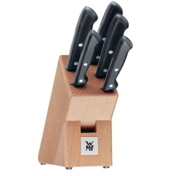 WMF Classic Line   6 teiliger Messerblock für 51,10€