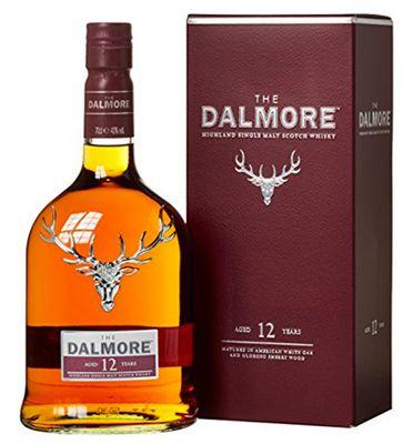 Dalmore 12 Jahre Single Malt Scotch Whisky für 29,99€ (statt 38€)
