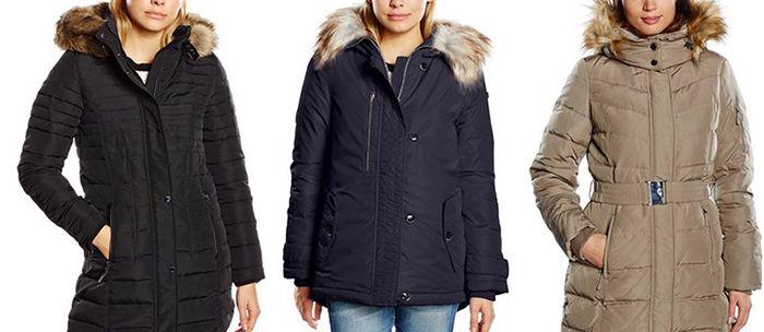 Damen Winter Jacken Überblick der Amazon Weihnachts Woche #1