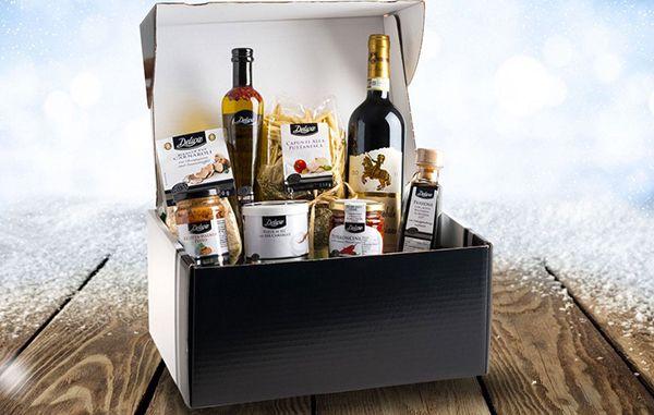 Deluxe Genießer Geschenkpakete ab 19,99€ bei Lidl