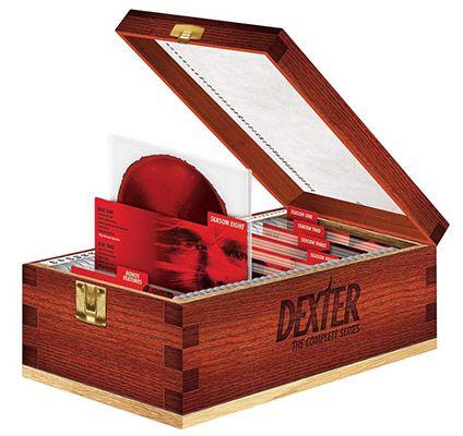 Dexter Bloodslide DVD Box für 80€ (statt 134€)